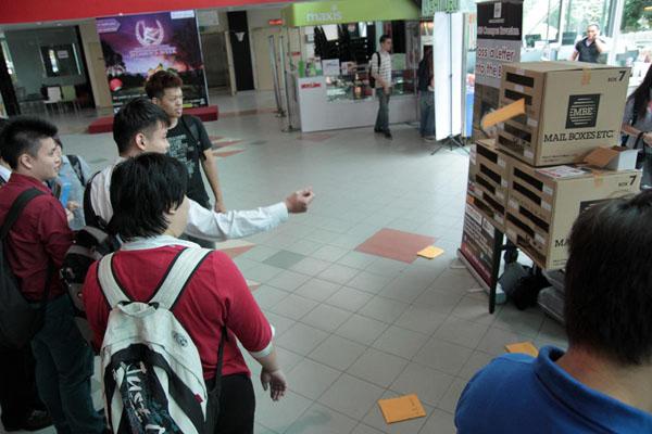 Campus Invasion @ UCSI University