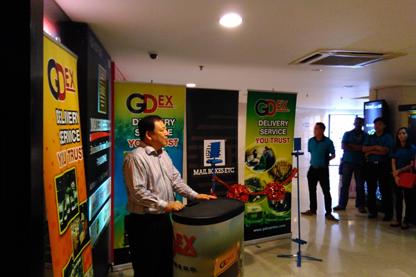 MBE - GDEX Prepaid Products Launching - 9th September, 2015