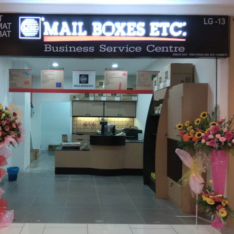 MBE Jaya Shopping Centre