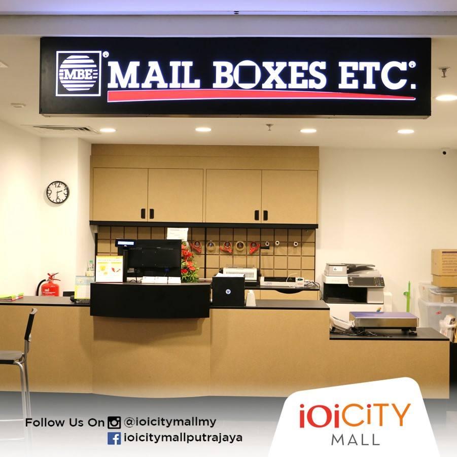 MBE IOI City Mall @ Putrajaya
