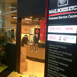 MBE Setapak Central Mall